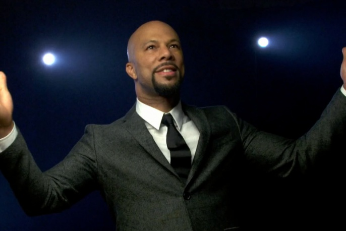 "Common & John Legend – ""Glory"" ft. (wideo)"