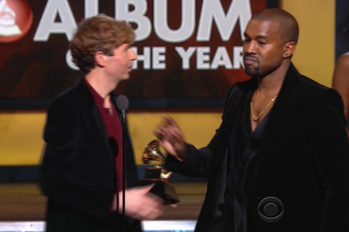 "Kanye West: ""Jeśli Beck szanuje artyzm, powinien oddać nagrodę Beyonce"""