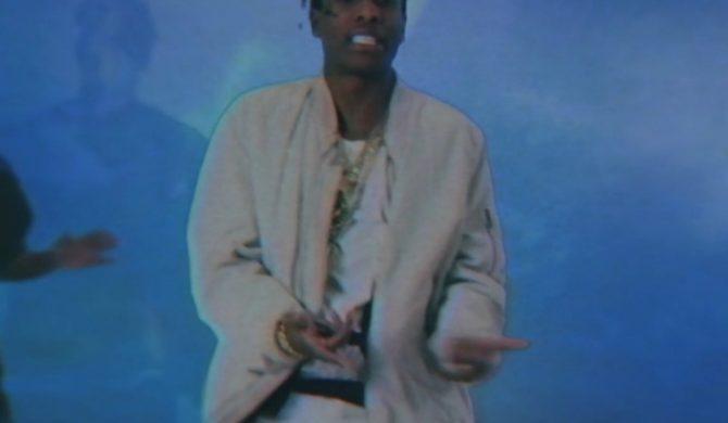 A$AP Rocky prezentuje nowe wideo