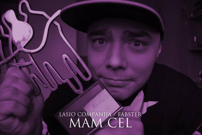 "Lasio Companija/Fabster – ""Mam cel"" (audio)"