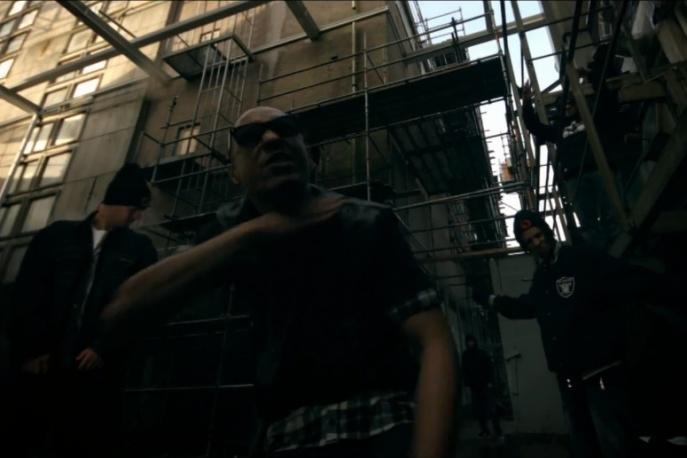 Redman w nowym klipie Dope D.O.D.
