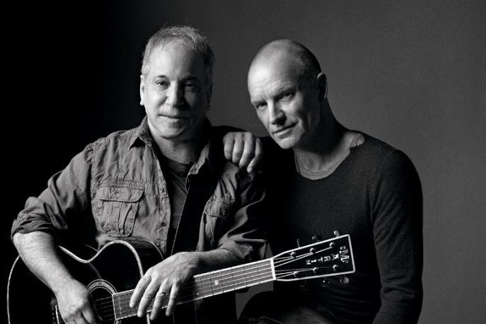 Koncert Stinga i Paula Simona przełożony