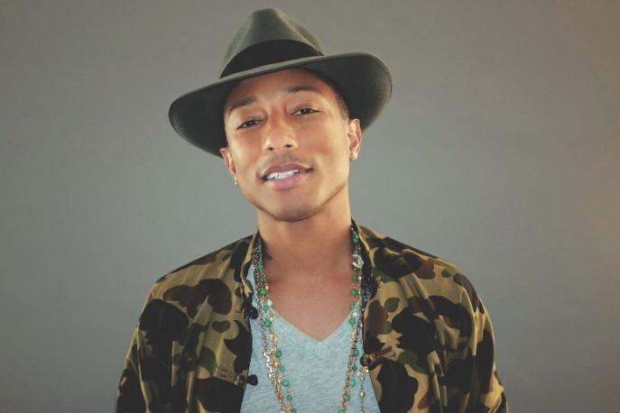 """""""Happy"""" także plagiatem? Pharrell znów może mieć problemy"""