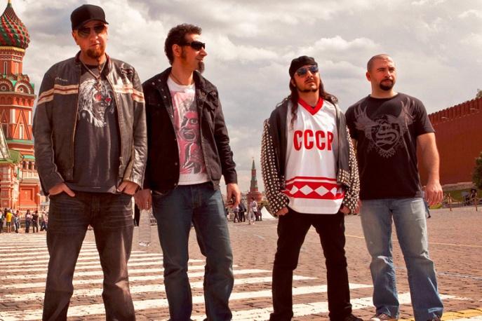 Muzycy System of a Down pracują nad nowym materiałem