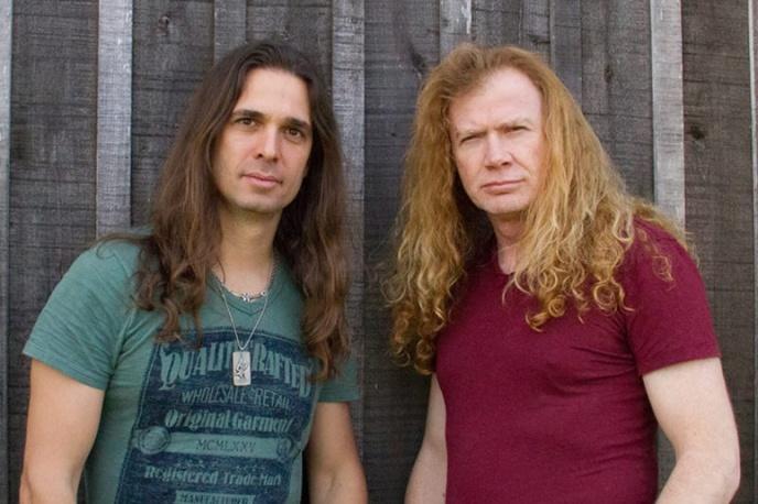 Dave Mustaine przedstawił nowego gitarzystę Megadeth