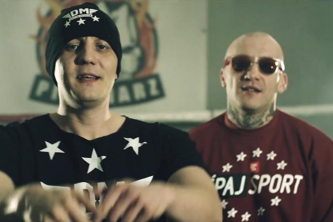 """Bosski i Sobota w """"Samodyscyplinie"""" – klip promujący nową """"Drużynę Mistrzów"""""""