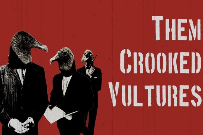 Them Crooked Vultures zaatakuje jeszcze w tym roku