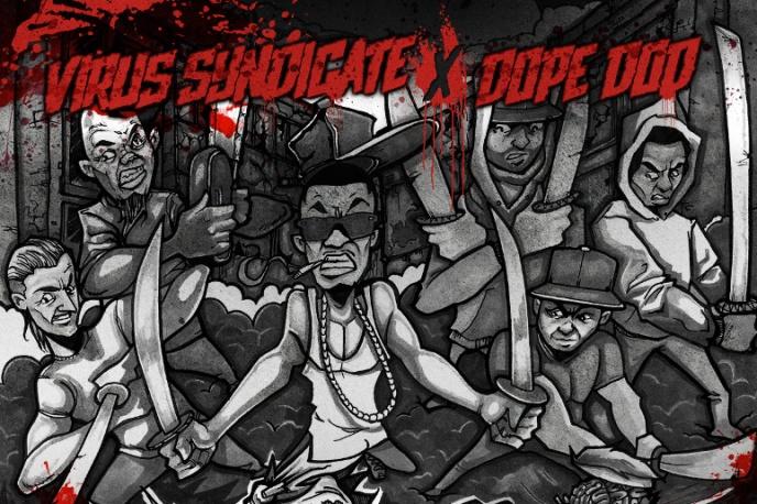 Virus Syndicate i Dope D.O.D. –  klip i zapowiedź wspólnego wydawnictwa