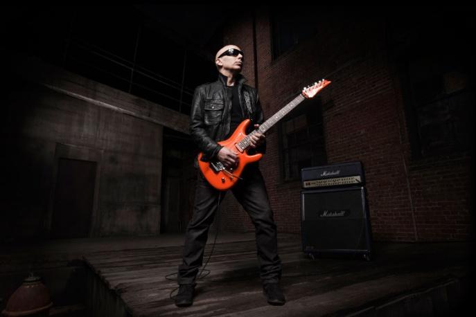 Joe Satriani wystąpi w Polsce