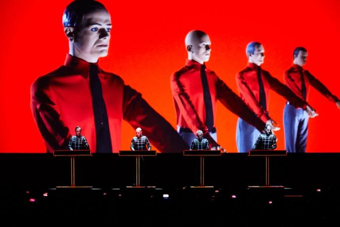 Kraftwerk w grudniu w Polsce