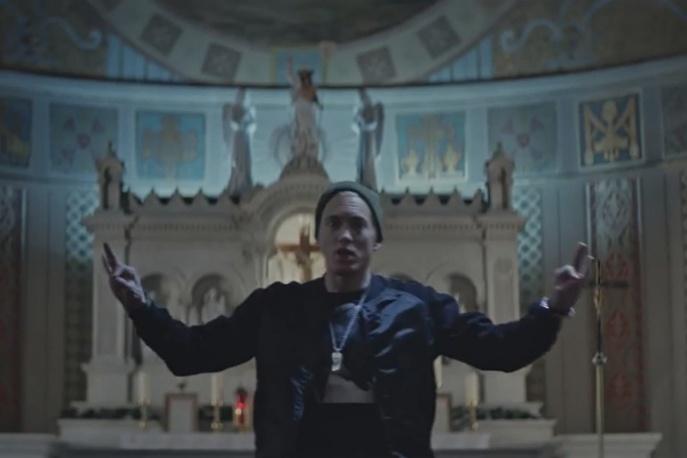 """Yelawolf i Eminem w klipie do """"Best Friend"""""""