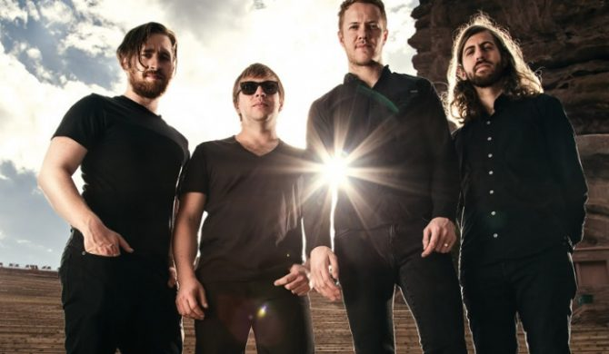 Imagine Dragons wystąpią w Polsce