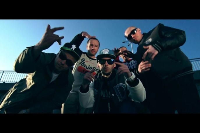 "Steel Banging – ""Prosty rap"" ft. WSRH, Hudy HZD, Cira (wideo)"