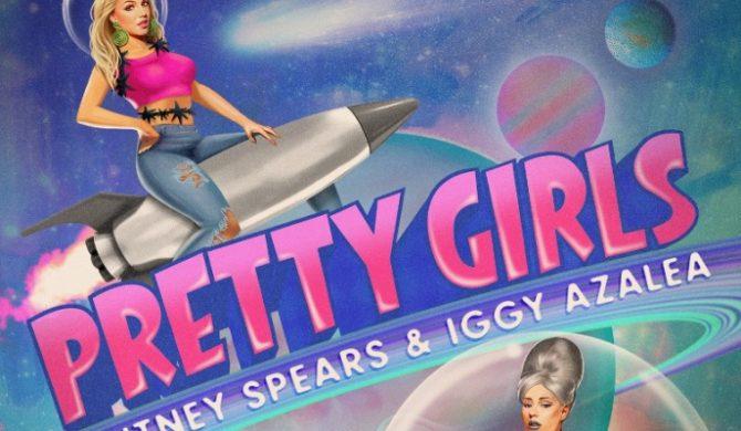 """Britney Spears i Iggy Azalea jako """"Pretty Girls"""""""