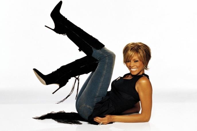 Whitney Houston w X Factor