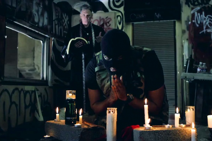 """Tech N9ne – """"On the Bible"""" ft. T.I. & Zuse (wideo)"""