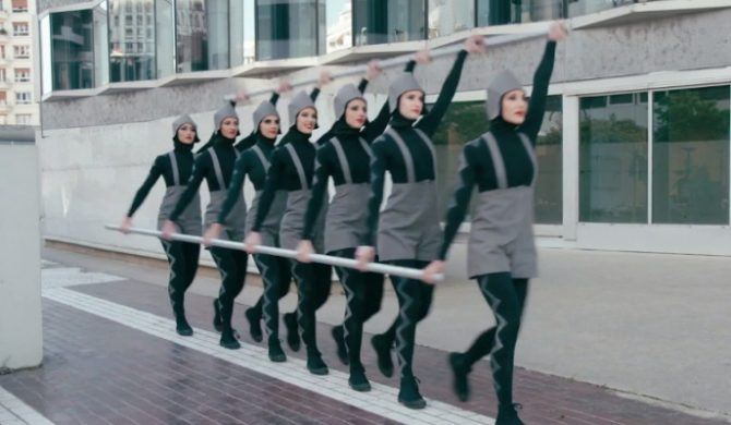 """The Chemical Brothers – """"Go"""" ft. Q-Tip (wideo)"""