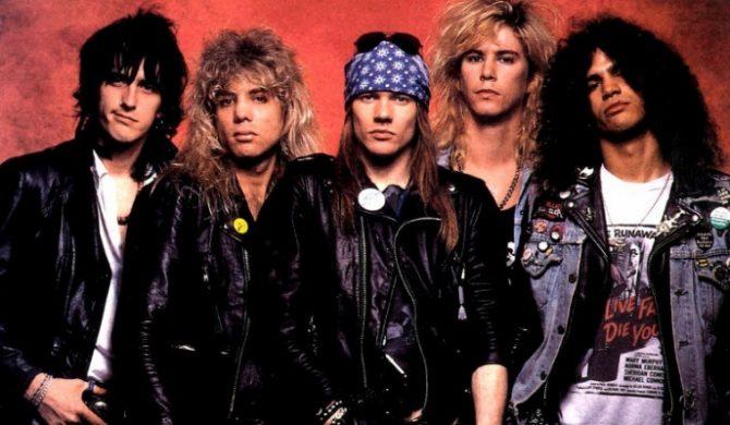 """Sweet Child O`Mine"" Guns N` Roses plagiatem? Porównaj i oceń"