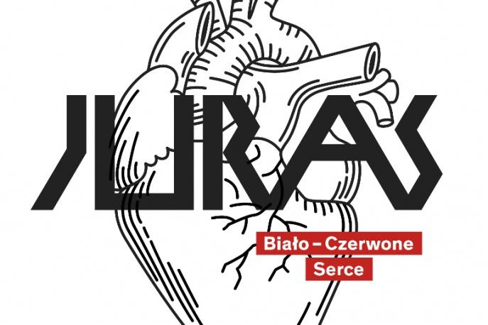 """Juras zapowiada album """"Biało-czerwone serce"""". Pierwszy singiel już w sieci"""