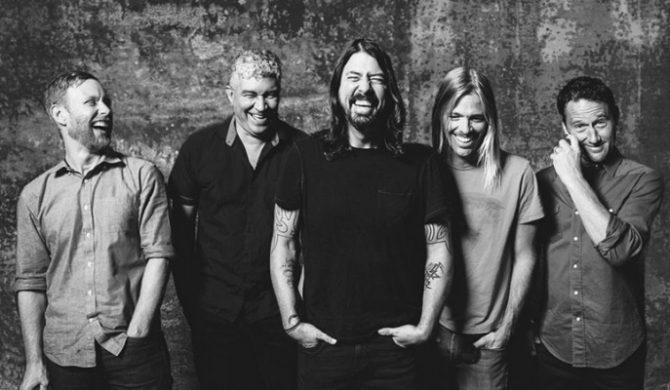 Poznaliśmy support Foo Fighters