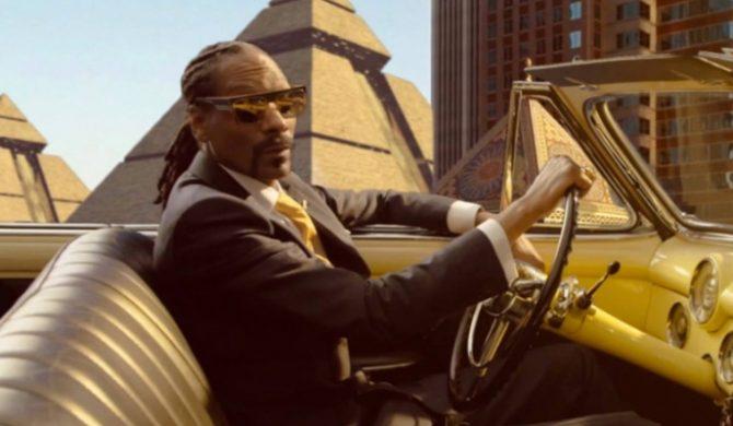 Stevie Wonder i Pharrell w nowym klipie Snoopa