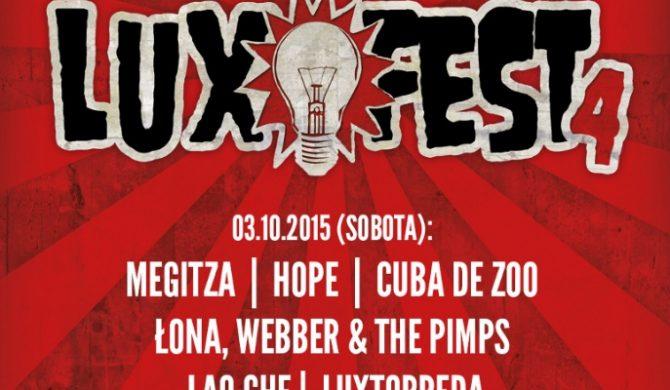 Znamy pełny line-up LuxFestu