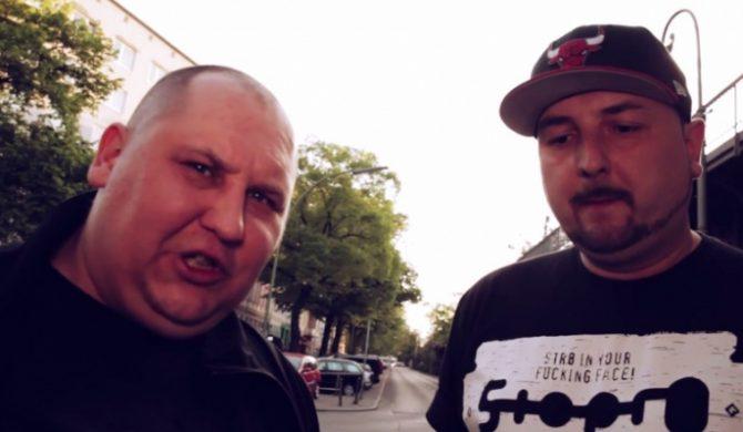 Wini na piątych urodzinach Rap am Mittwoch w Berlinie