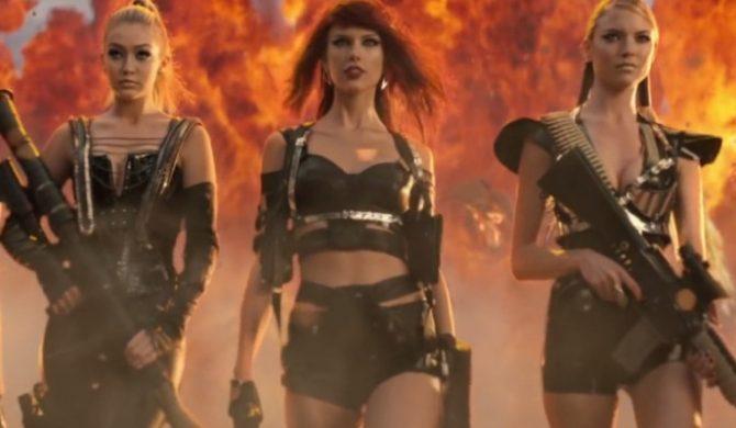 Sex shop z Los Angeles zalany telefonami po publikacji klipu Taylor Swift