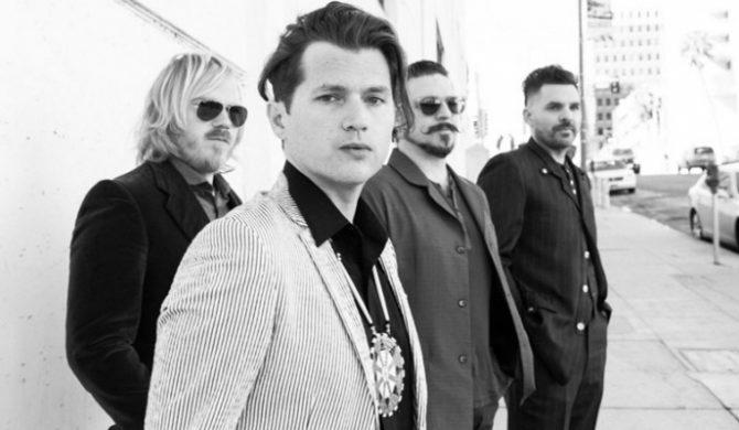 Rival Sons supportem Deep Purple na koncercie w Łodzi