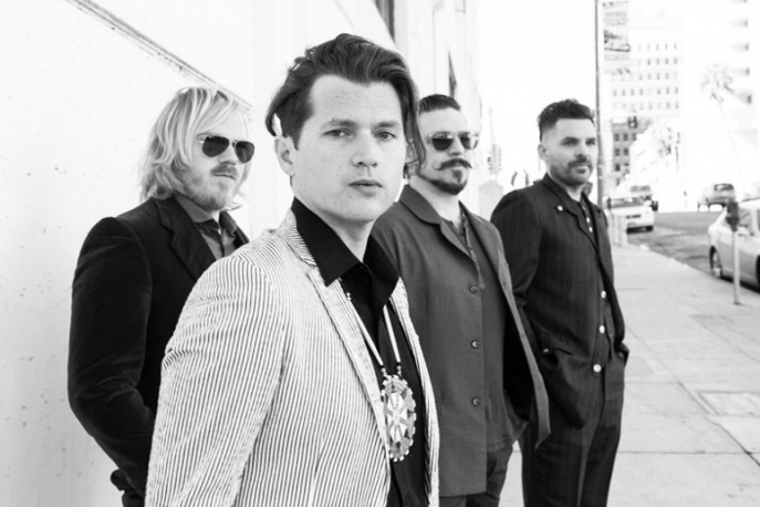 Rival Sons supportem Deep Purple na koncercie w Łodzi