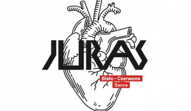 """Juras – """"Biało-czerwone serce"""" – premiera i odsłuch"""
