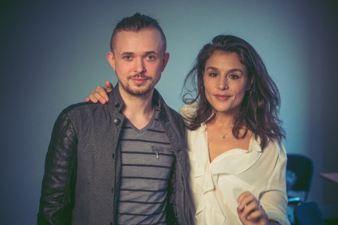 THE INTERVIEW: Jessie Ware vs Albert Kowalczyk