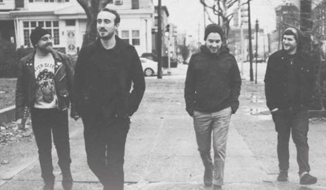Karate Free Stylers supportem The Menzingers