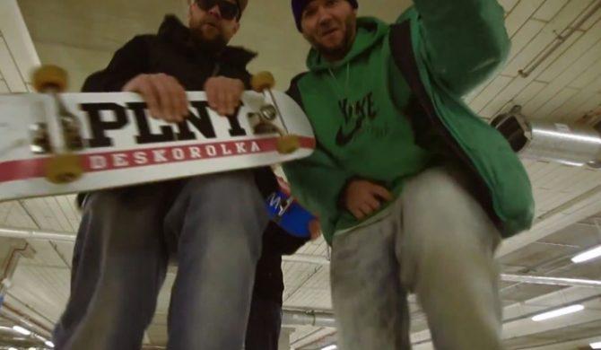 Vienio, Tede, DJ Kebs w nowym klipie Kulfona i Kubusia