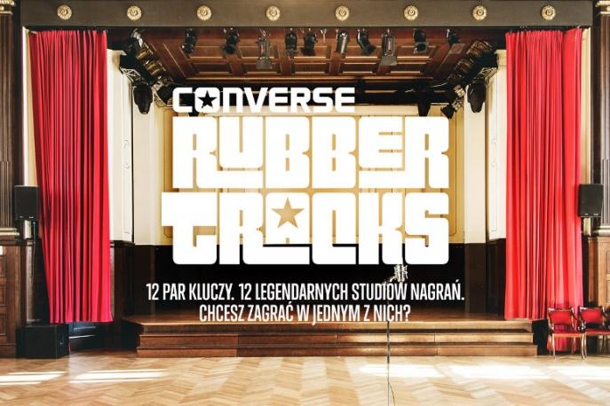 Converse Rubber Tracks – nagrywaj w Hansa Tonstudio