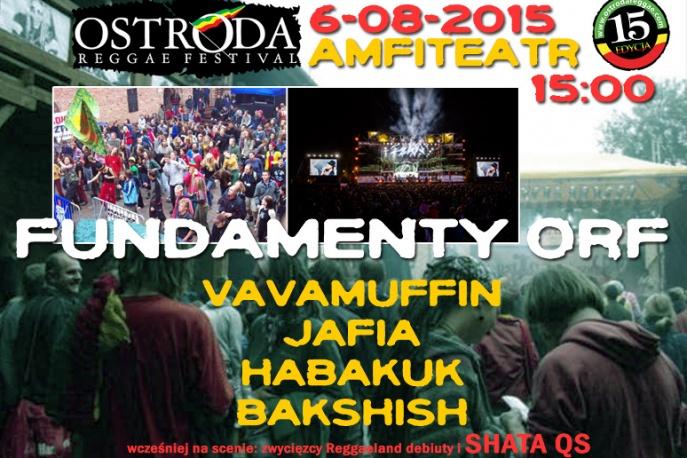 Fundamenty Ostróda Reggae Festival – czwartkowy koncert specjalny w ostródzkim teatrze
