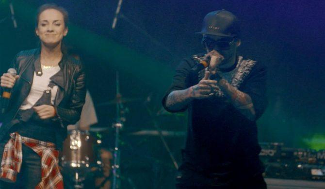 """""""Utopia live"""" – Quebonafide i Kasia Grzesiek na scenie z Pawbeatsem"""