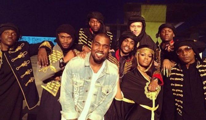 Kanye West najlepiej ubranym mężczyzną na świecie