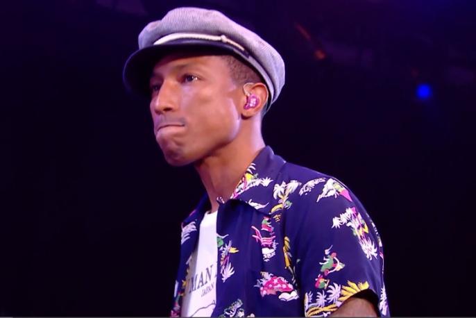 Nowa piosenka Pharrella Williamsa