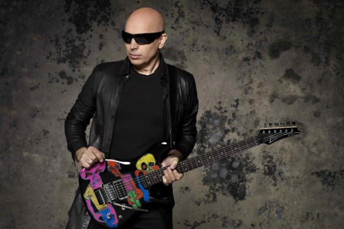 "Joe Satriani pokazuje kulisy prac nad ""Shockwave Supernova"""