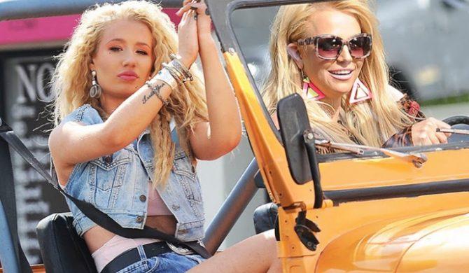 """""""Pretty Girls"""" przepadło bez śladu? Iggy Azalea obwinia Britney Spears"""