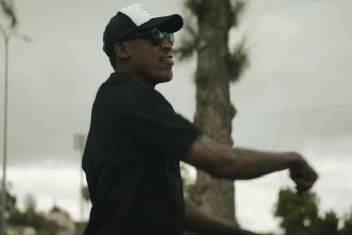 Dennis Rodman i Pusha T w nowym klipie Yogi`ego i Skrilleksa