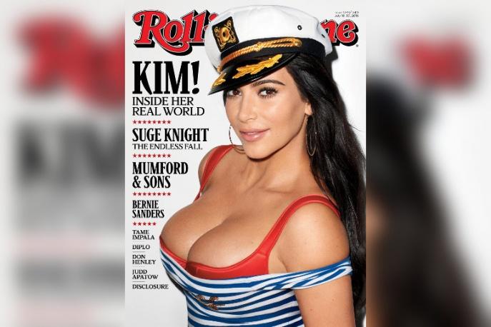 Sinead O`Connor o Kim Kardashian: Co ta c*pa robi na okładce Rolling Stone`a?