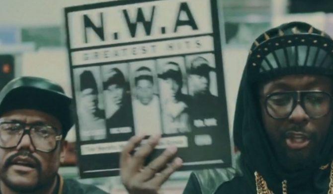 The Black Eyed Peas z nowym klipem. Bez Fergie