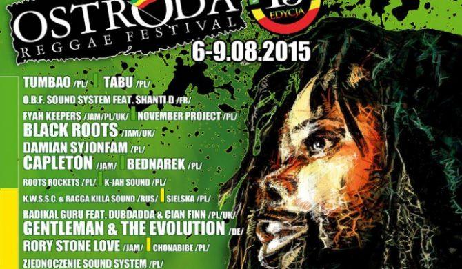 IMPREZA TYGODNIA: Ostróda Reggae Festival