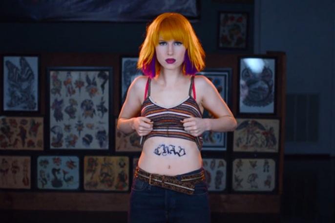 Hayley Williams z Paramore w nowym klipie New Found Glory