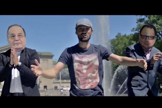 "Deep x Bobson – ""Wznosi się kurz"" ft. Chupa – nowy klip"