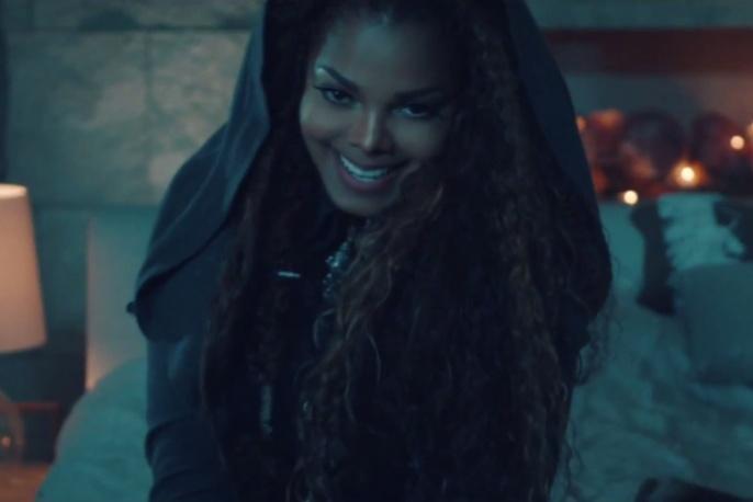 J. Cole w nowym klipie Janet Jackson