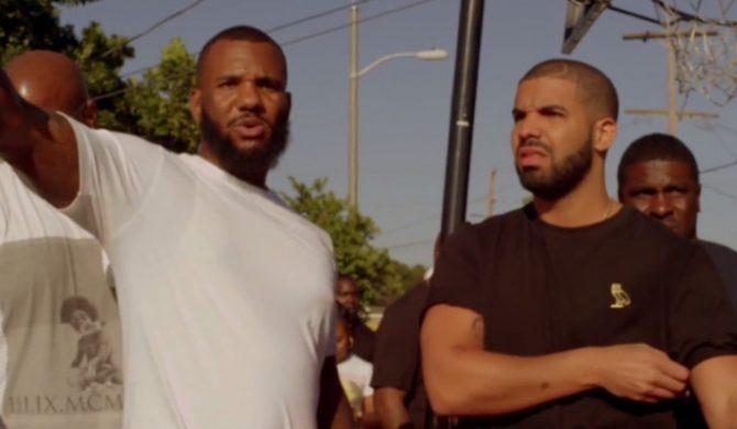 Drake w nowym klipie The Game`a