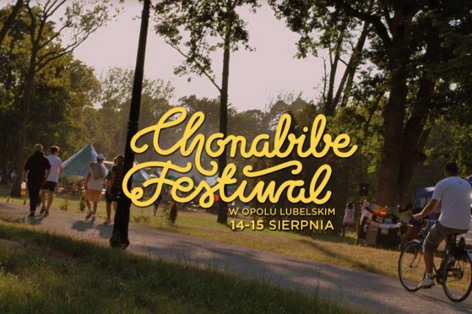 Chonabibe Festiwal już po raz szósty. Obok gospodarzy wystąpią m.in. O.S.T.R., Włodi i Ras Luta
